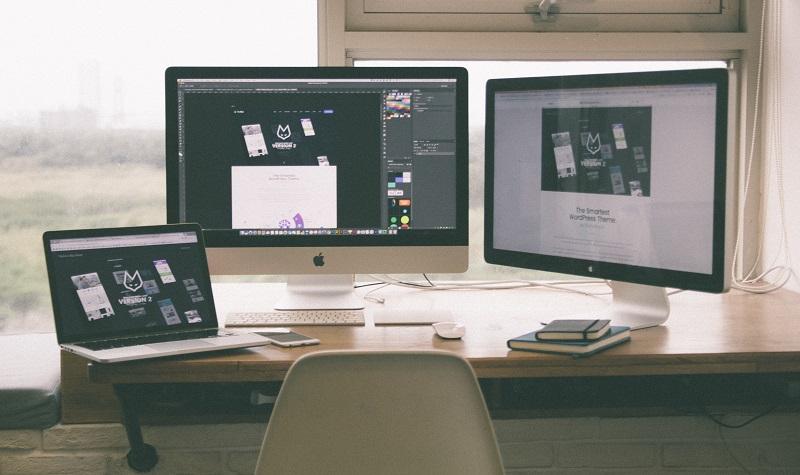 Réalisation de Sites web WordPress par un Webdesigner Freelance Bruxellois