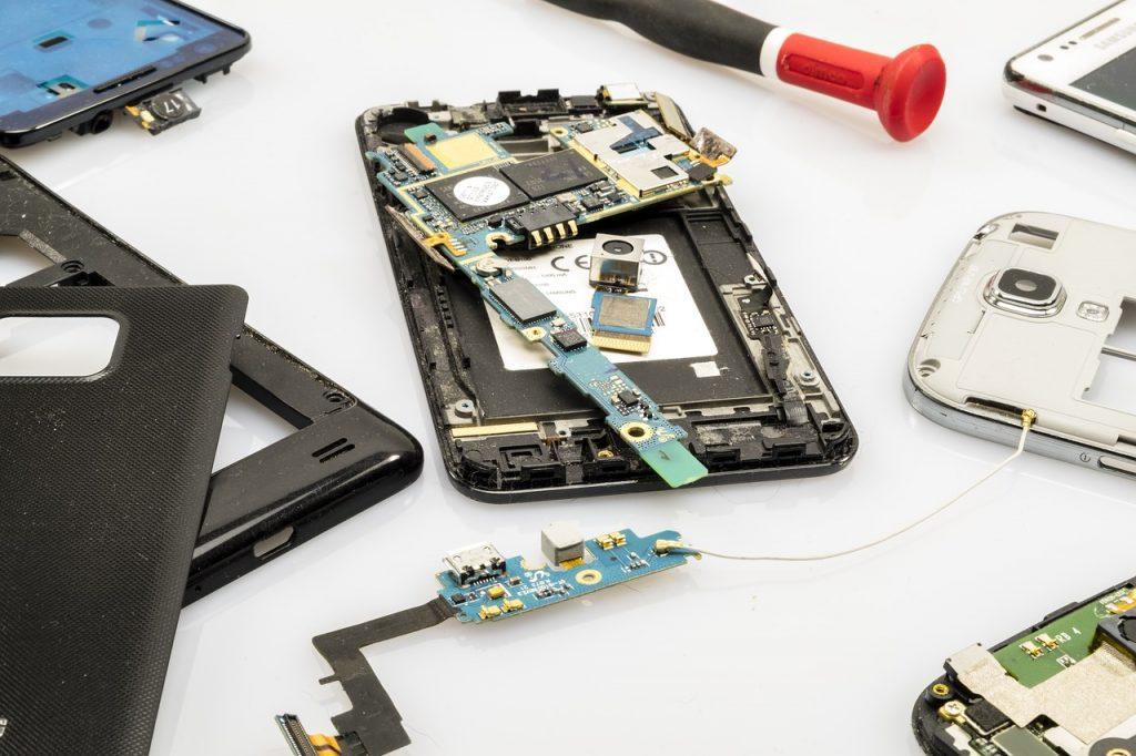 Réparation de téléphone portable2