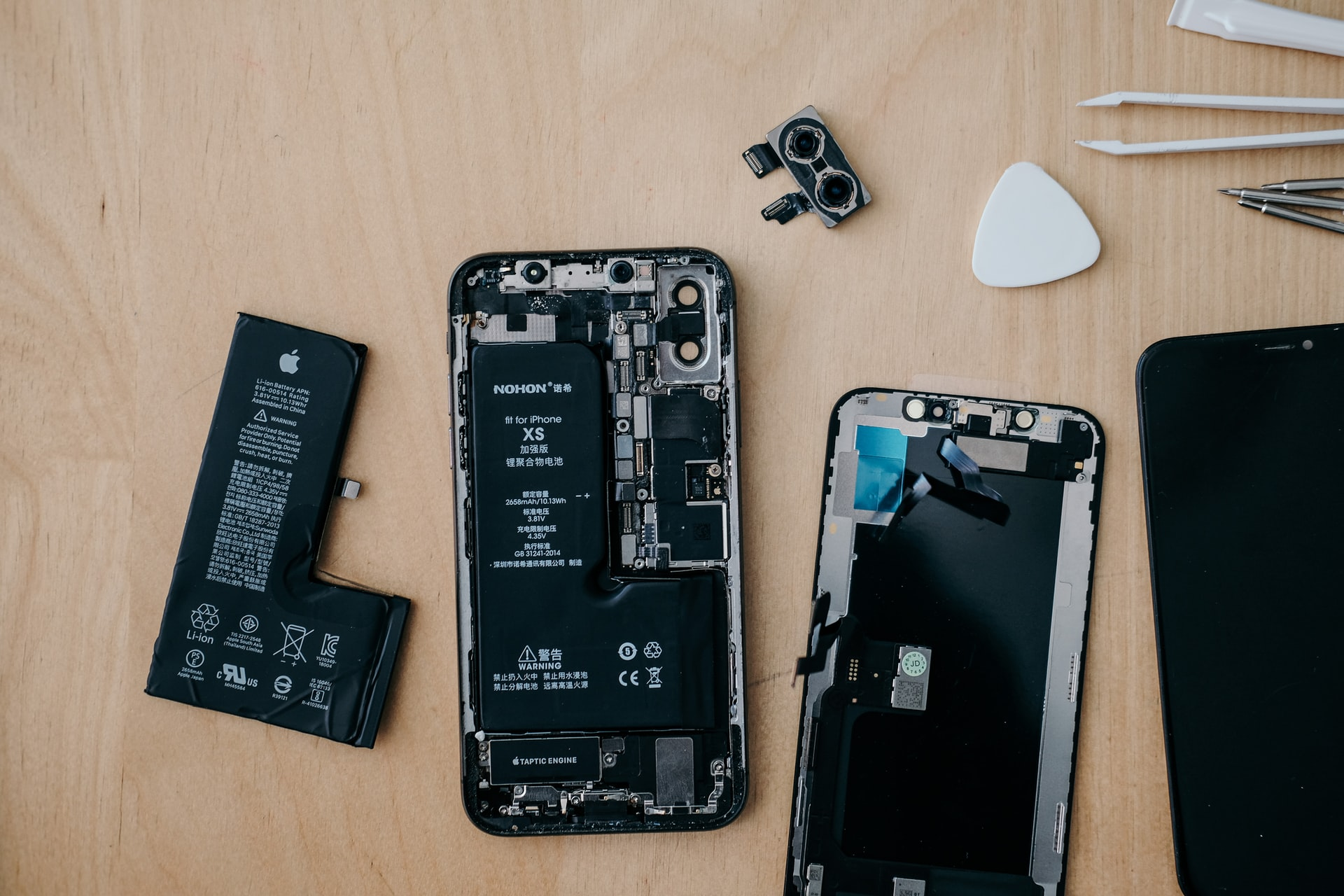 Comment faire la réparation de son cellulaire ?